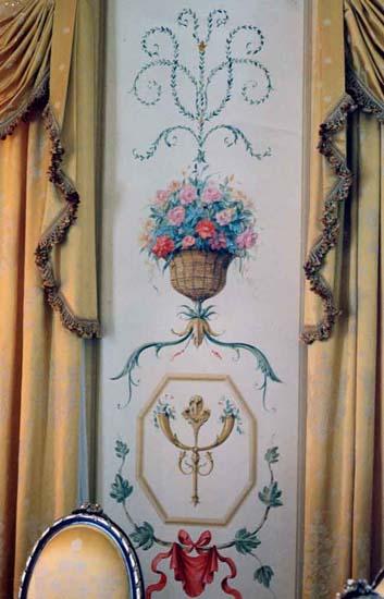 D m studio decorazioni pittoriche - Decorazioni pittoriche ...